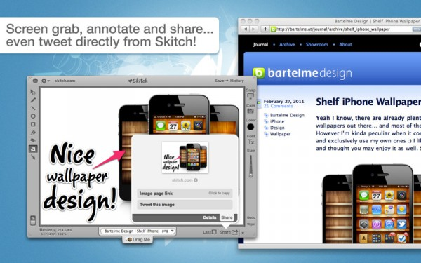 Skitch for Mac App