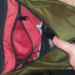 Tom Bihn Ristretto 13 Open Pockets