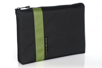Waterfield Designs MacBook Air Travel Case with Green Strip