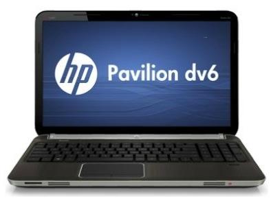HP DV6T
