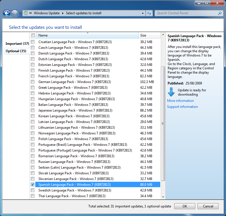 How to install and use languages in Windows 7 Enterprise and