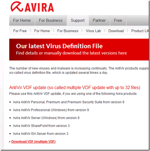 How to manually download and install Antivirus offline