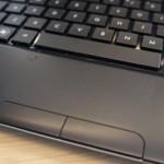 HP Pavilion dm1 - touchpad