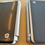 HP Pavilion dm1 Battery Curves: First Generation on Left, New Model on Right