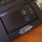 Acer Aspire Ethos - touchpad controls