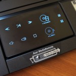 Acer Aspire Ethos - touchpad with third mode active