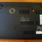 Acer Aspire Ethos - bottom