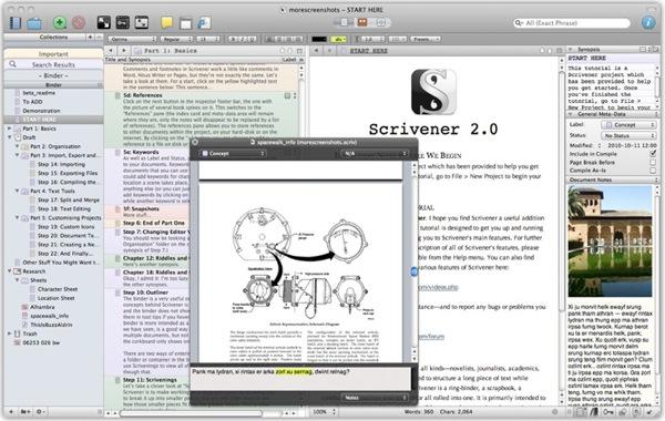 Scrivenor