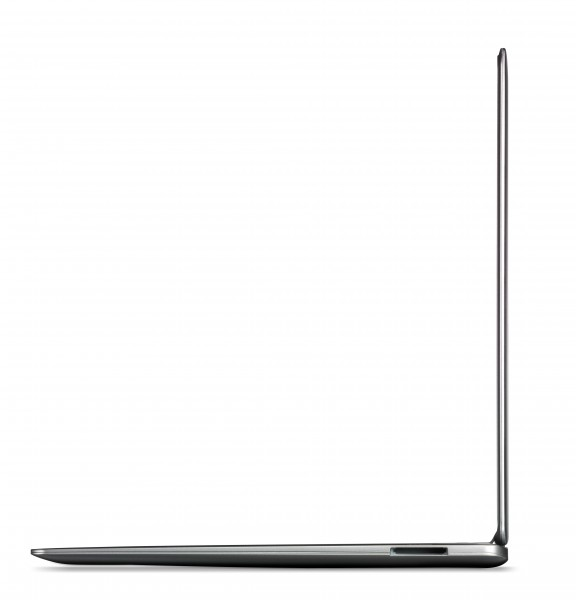 Acer Aspire S3 Ultrabook Right Profile Open