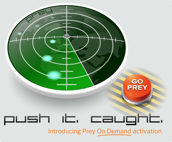 Prey on demand activation1