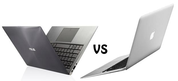 zenbook vs air