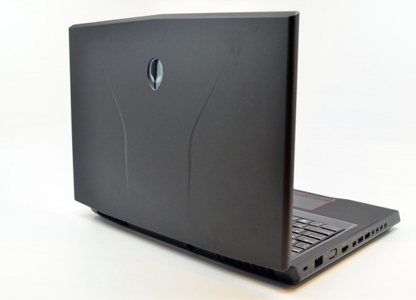 Alienware M17x Back