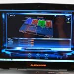 Alienware M17x display