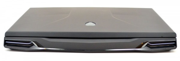 Alienware M17x front