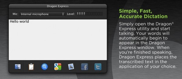 Dragon Express Screen