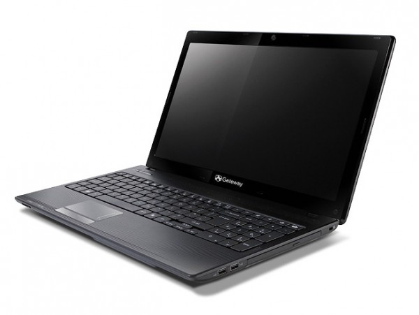Gateway NV55s17u Black Friday notebook