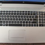 HP Envy 17 keyboard