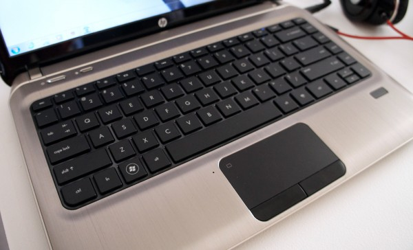 HP Pavilion dm4 keyboard and touchpad
