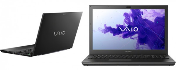Sony VAIO SE Series Notebook