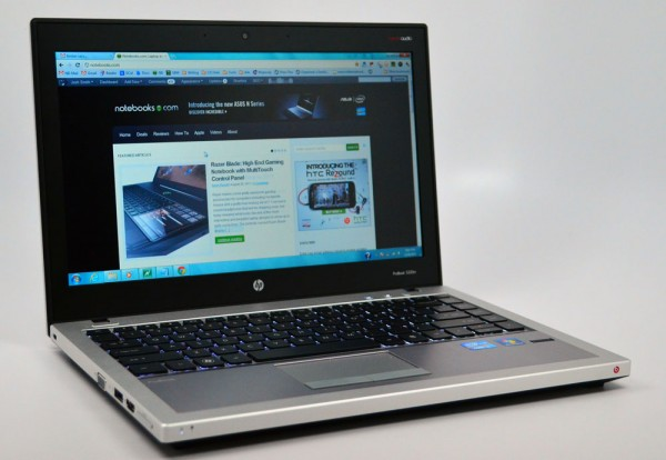HP ProBook 5330m - Display