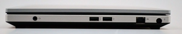 HP ProBook 5330m - Right Ports