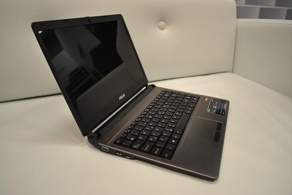 ASUS Ultrathin with AMD A Series APU