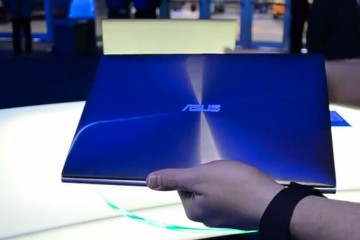 Asus Zenbook hands on