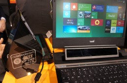 Best of CES 2012: Best prototype - Tobii Gaze Interaction for Windows 8
