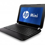 HP Mini 1104 - Front Right Open