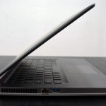 Lenovo IdeaPad U400 left side and ports