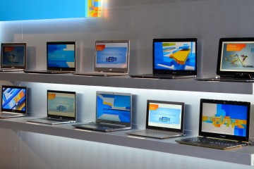 Intel Ultrabooks CES 2012