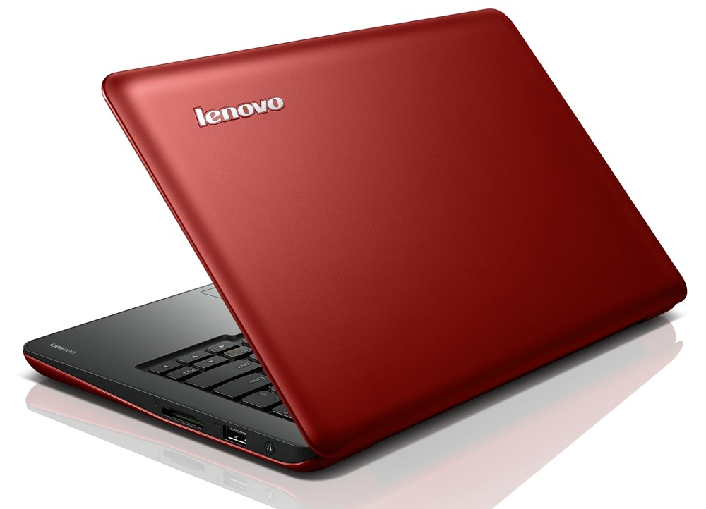 Lenovo IdeaPad S200 -- Red