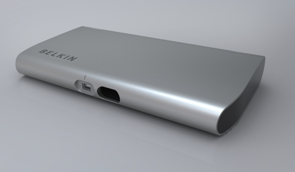 Thunderbolt Express Dock Front