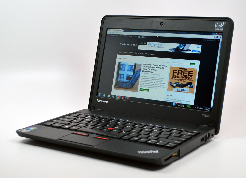 ThinkPad X130 review