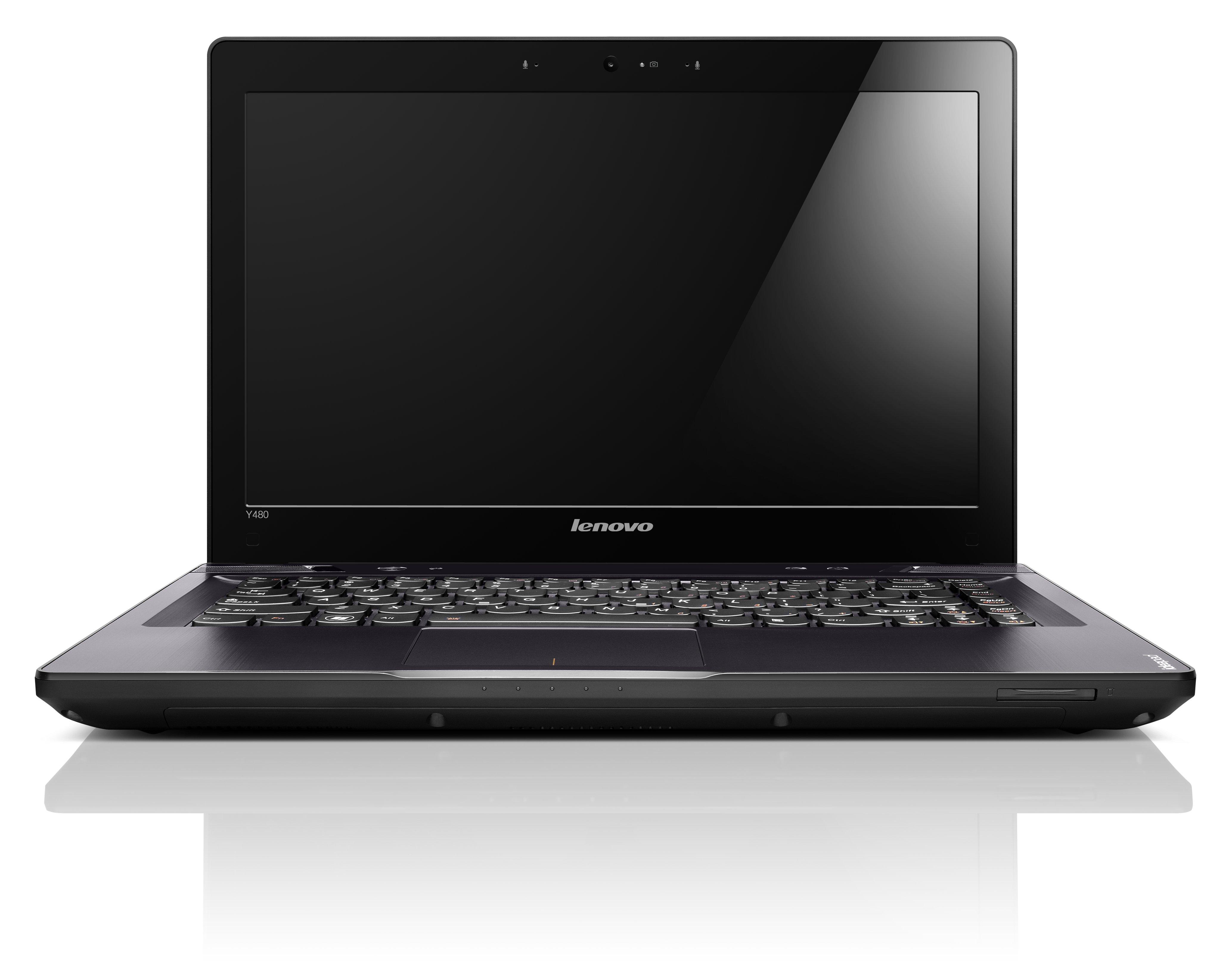 Lenovo Announces Ideapad Y480 And Y580 Laptops