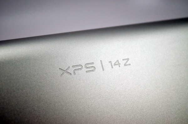 Dell XPS 14z Review Brand