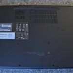 HP Folio 13 bottom