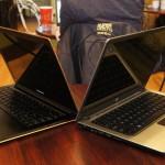 HP Folio and the Lenovo IdeaPad U300s