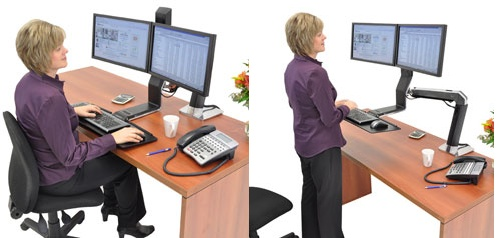 Workfit A Stand up desk