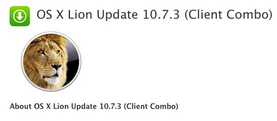 Lion Client Combo Update
