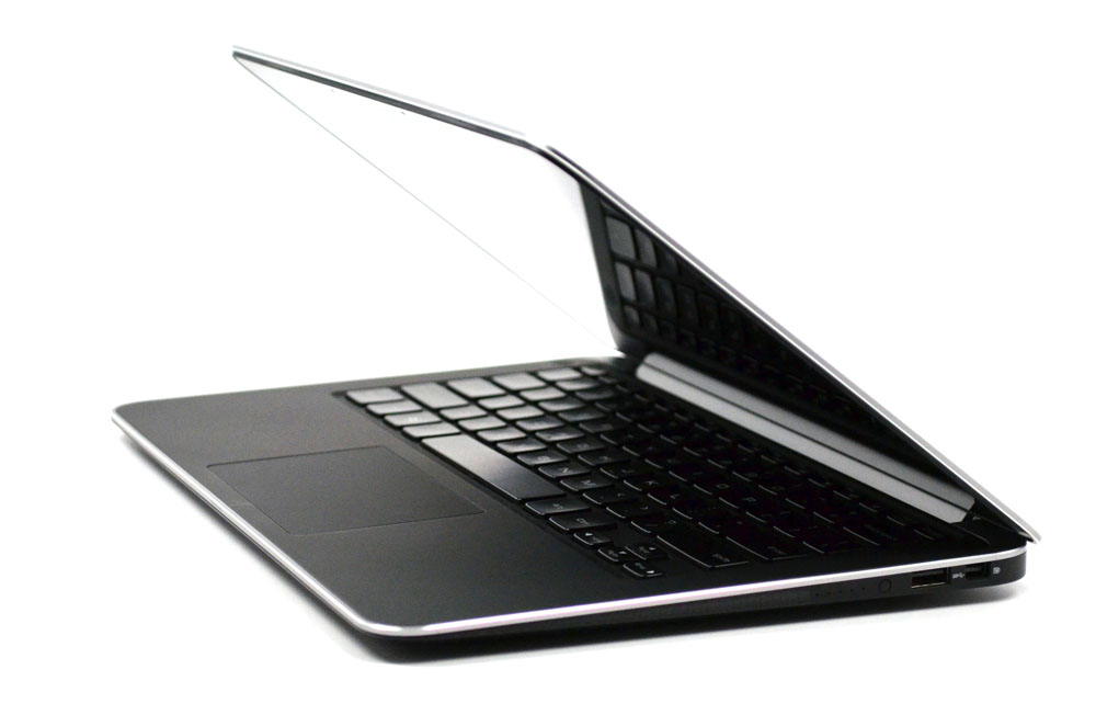 Dell XPS 13 Review Open