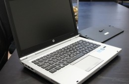 HP EliteBook 8460p and Extended Battery