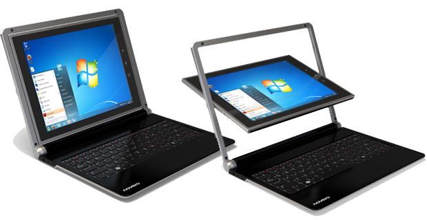 Novero Solana laptop tablet hybrid