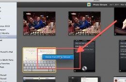 iPhoto Updated to allow photo stream deletions