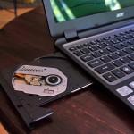 Acer Aspire Timeline Ultra M3 optical drive