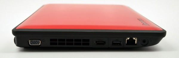 ThinkPad X130e ports