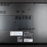 Acer Aspire Timeline Ultra M3 bottom