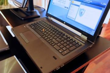 HP Elitebook w-series Mobile Workstations 8770w