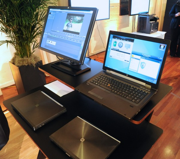 HP Elitebook w-series Mobile Workstations Family