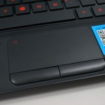 Hp Pavilion dm4 Beats Edition Review -  touchpad